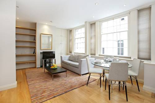 Private Apartment - Marble Arch - Marylebone