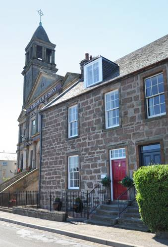 Inverness Serviced Townhouse in Scotland