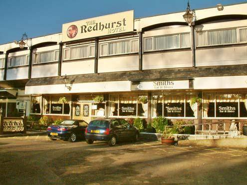 Redhurst Hotel Glasgow