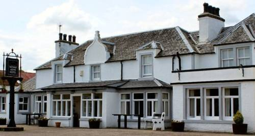 Hotels accommodation near The North Highland College - Alness