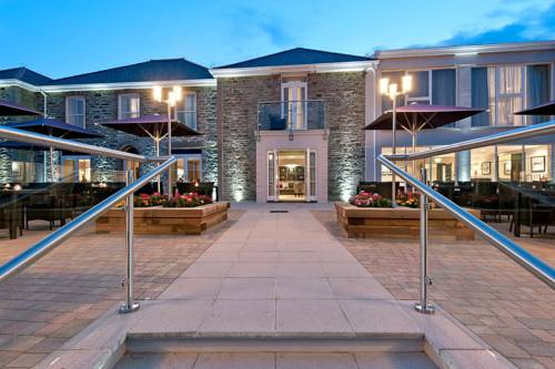 The Llawnroc Hotel in Cornwall