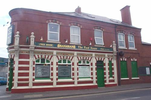 Shanahans BandB with Sports Bar in Birmingham