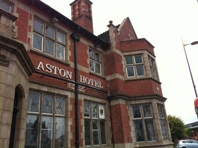 Aston Hotel 393 Witton Road Birmingham West Midlands B6 6ns
