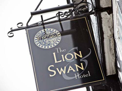 The Lion And Swan
