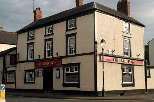The Red Lion in Chester