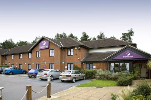 Premier Inn Norwich - ShowgroundA47