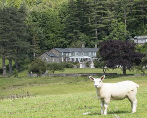 Ravenstone Lodge Country House Hotel in The Lakes