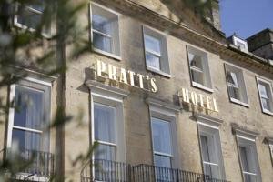 Pratt's Hotel in Bath