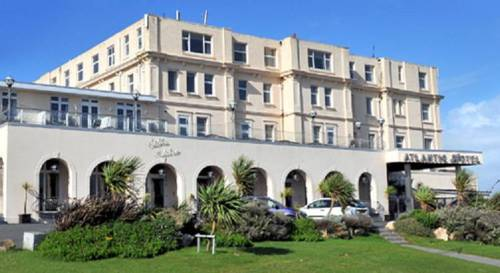 Atlantic Hotel Newquay in Cornwall