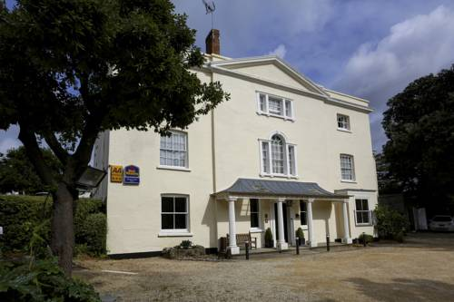 Best Western Henbury Lodge Hotel