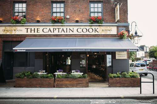 The Captain Cook