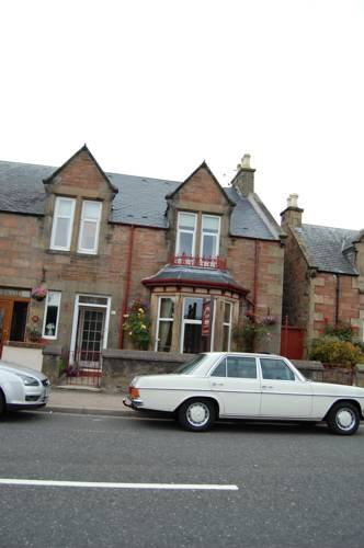 Glenrossie Guest House in Scotland