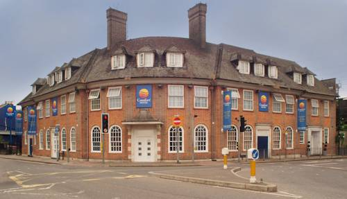 Photo of Comfort Hotel Luton