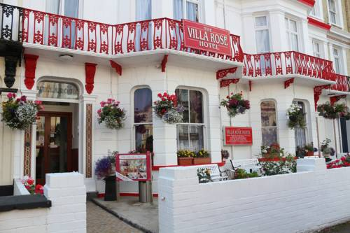 Villa Rose Hotel in Great Yarmouth