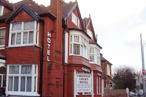 Chiswick Court Hotel - BandB in 