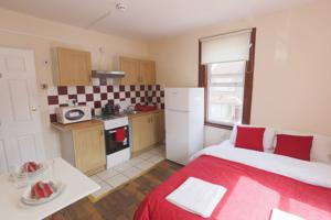 Stratford Station Serviced Studio Apartments in London