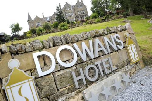The Dowans Hotel in Scotland