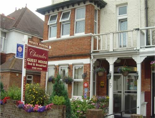 Chandos Premier Guest House in Dover