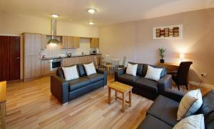 Newcastle City Apartments in Northumberland