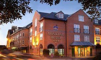 Best Western Monkbar Hotel