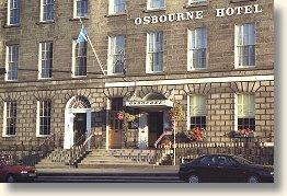 Osbourne Hotel in Scotland