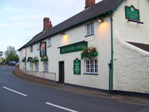 The Butchers Arms in Devon