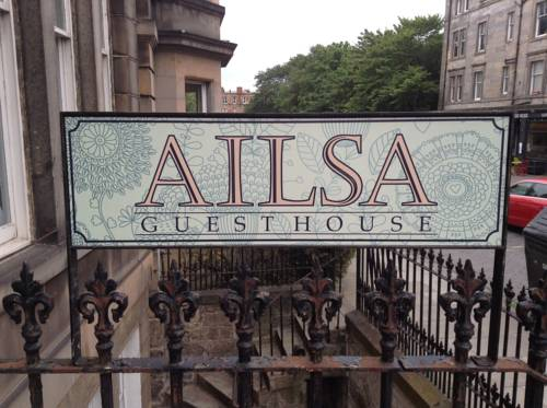 Ailsa Guest House in Edinburgh