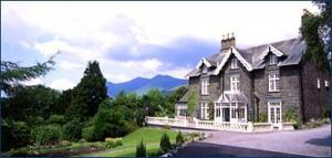 Grange Country House BandB in Cumbria