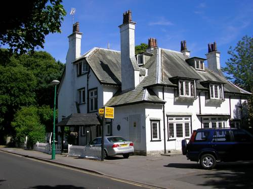 East Cliff Cottage Hotel in Bournemouth