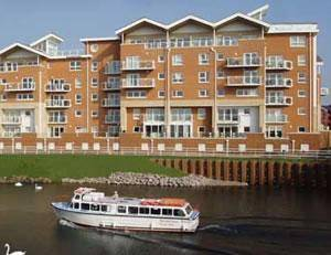 Century Wharf Serviced Apartments in Cardiff