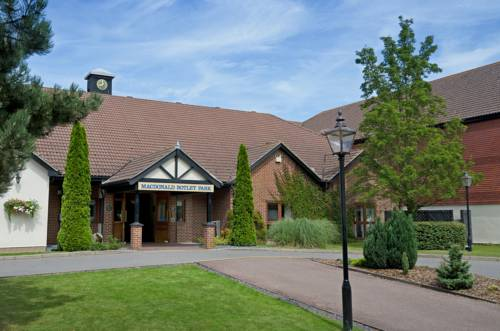 Macdonald Botley Park Hotel and Spa