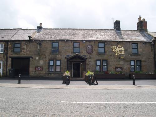 The Black Bull Hotel in Northumberland