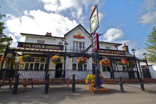 The Fox and Goose Hotel