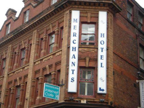 The Merchants Hotel in Manchester