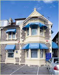 Saxonia Guest House in Weston-Super-Mare