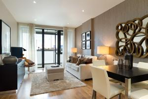 Aberfeldy Village Apartments in London