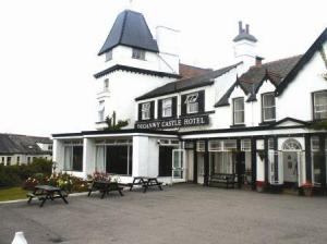 Deganwy Castle Hotel - Conwy in Wales