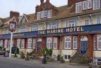 The Marine in Canterbury
