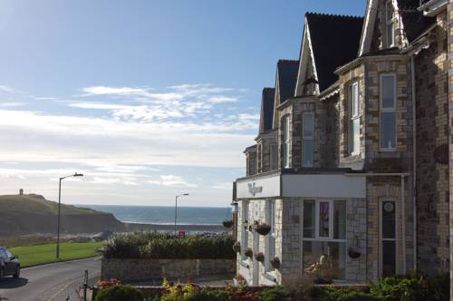 The Grosvenor Guest House in Cornwall