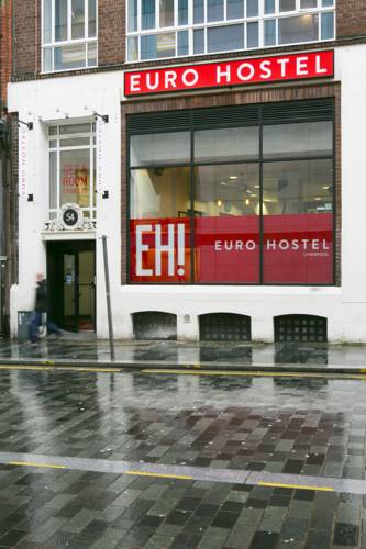 Euro Hostel Liverpool in Liverpool