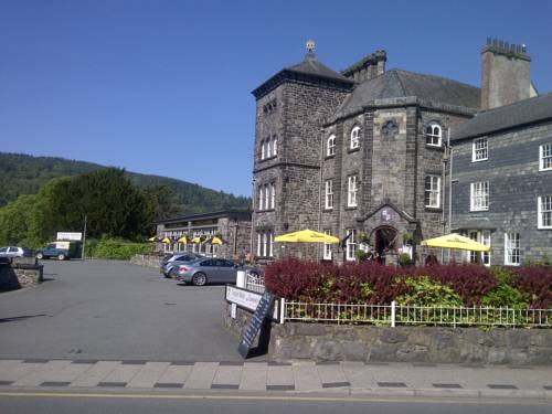 The Eagles Hotel in Betws-y-Coed