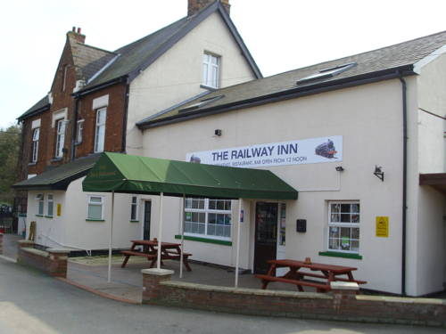 Railway Inn in Oxford