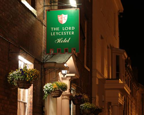 Lord Leycester Hotel in