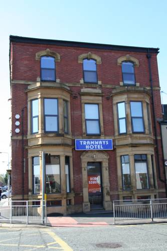 Tramways Hotel in Bolton