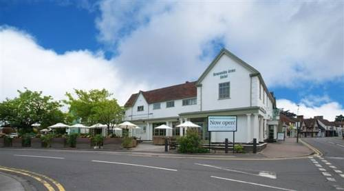 The Greswolde Arms Hotel by Good Night Inns in 