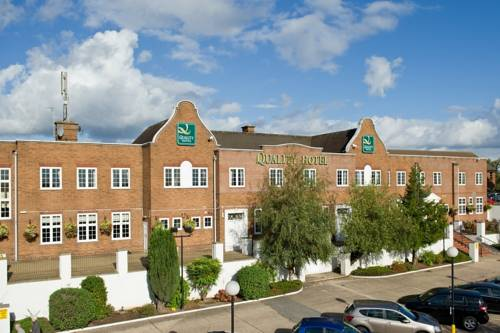 Quality Hotel Coventry in