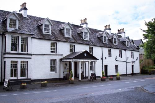 Taynuilt Hotel in Scotland