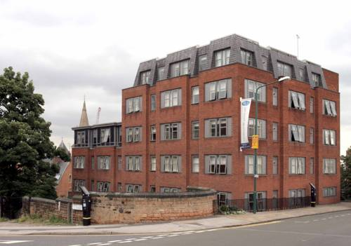 SACO Serviced Apartments Nottingham