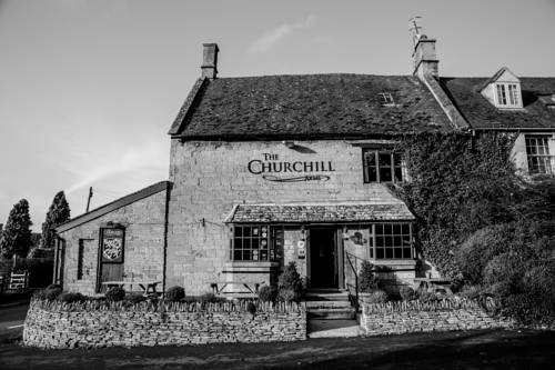 The Churchill Arms in Cotswolds