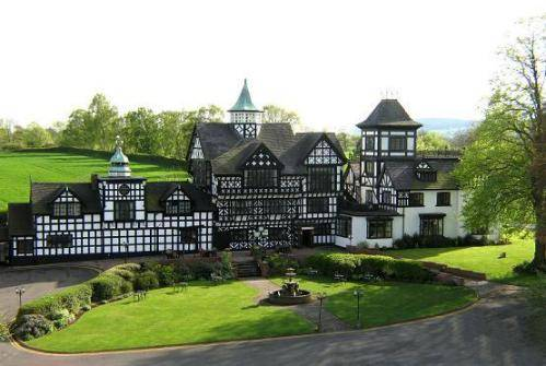 Wild Boar Hotel Whitchurch Road Nr Beeston Tarporley Cw6 9nw Hotels Uk